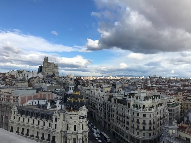 Madrid, capital mundial de la paz del 15 al 17 de septiembre